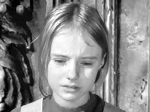 «Джейн Эйр» (фильм 1944 г.) маленькая Джейн