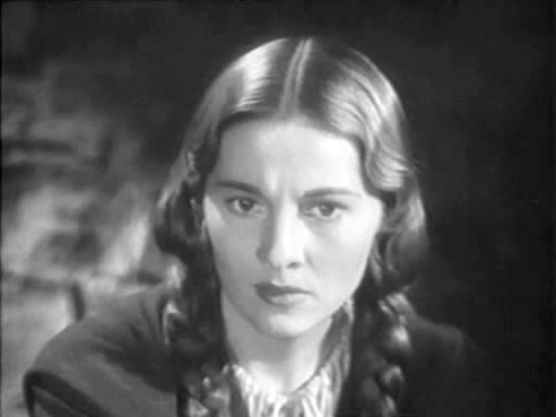 «Джейн Эйр» (фильм 1944 г.). Джоан Фонтейн в роли Джейн Эйр