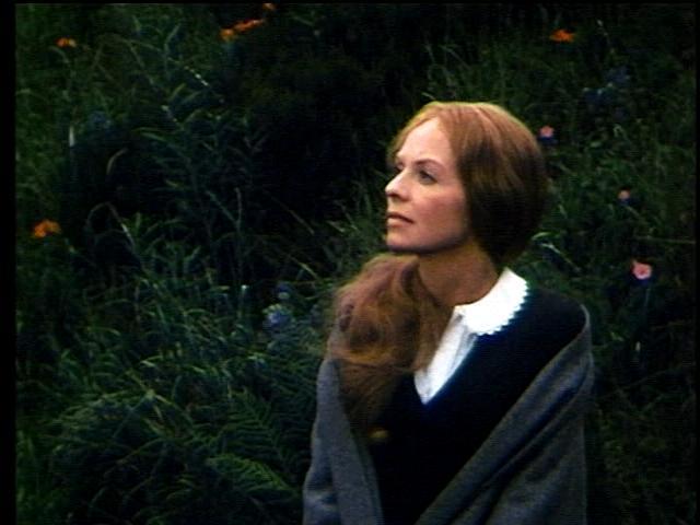 """""""Джейн Эйр"""" (фильм 1970 г.) Джейн в саду"""