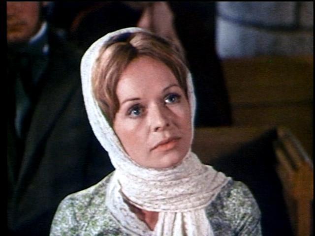"""""""Джейн Эйр"""" (фильм 1970 г.) Джейн-учительница"""