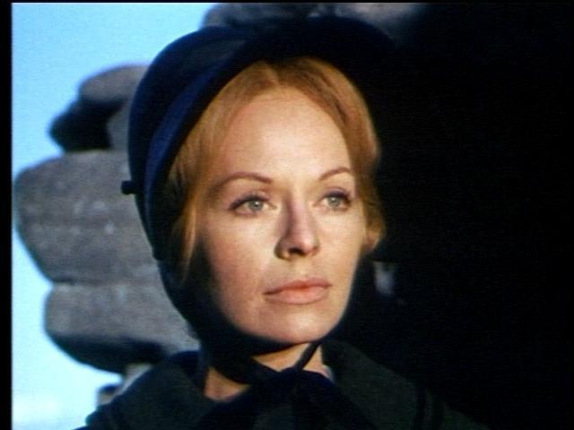 """""""Джейн Эйр"""" (фильм 1970 г.) Первая встреча"""