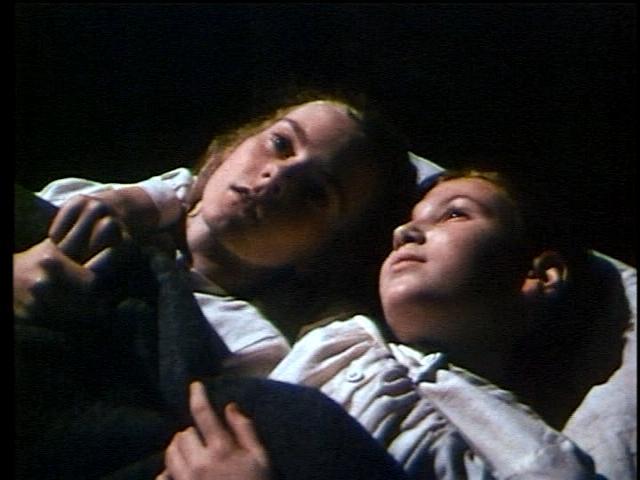 """Джейн Эйр"" (фильм 1970 г.) Джейн и Элен"
