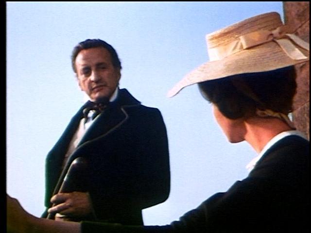 """""""Джейн Эйр"""" (фильм 1970 г.) Джейн и Рочестер"""