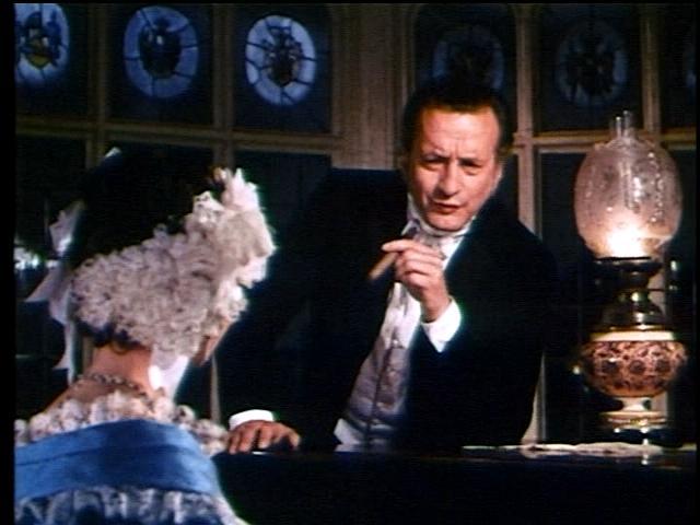 """""""Джейн Эйр"""" (фильм 1970 г.) Рочестер у рояля"""