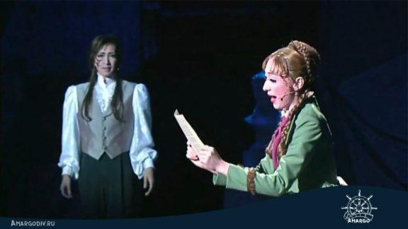 Мюзикл Фантом с Харуно Сумирэ - фанвидео